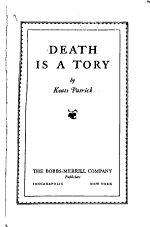 Death is a Tory