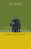 MEMORIES OF RUDOLF STEINER PDF