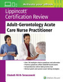Lipp Certif Review Adult Gerontology