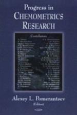 Progress in Chemometrics Research
