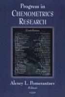 Progress in Chemometrics Research PDF