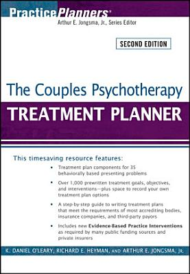 The Couples Psychotherapy Treatment Planner PDF