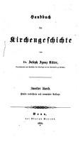 Handbuch der Kirchengeschichte PDF