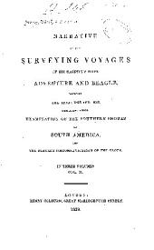 Proceedings of the second expedition, 1831-1836, under the command of Captain Robert Fitz-Roy