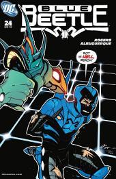 Blue Beetle (2006-) #24