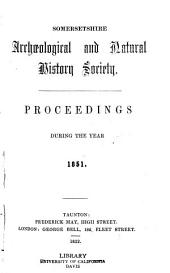 Proceedings: Volumes 2-3