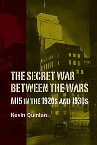 The Secret War Between the Wars Book