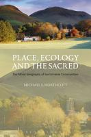 Place  Ecology and the Sacred PDF