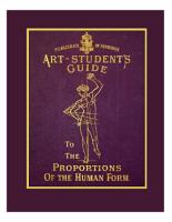 The Art Student s Guide to the Proportions of the Human Form PDF