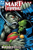 Martian Manhunter  1998    30 PDF