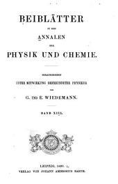 Annalen der Physik und Chemie: Band 13