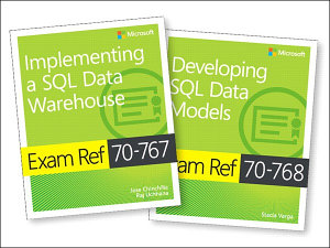 MCSA SQL 2016 BI Development Exam Ref 2 pack PDF