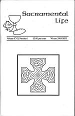 Sacramental Life Volume 17.1