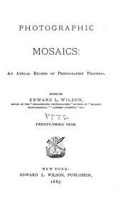 Photographic Mosaics