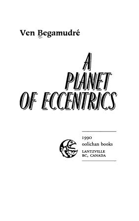 A Planet of Eccentrics PDF
