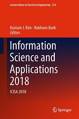 Information Science and Applications 2018 PDF