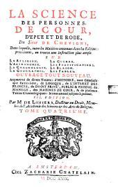 La Science Des Personnes De Cour, D'Epée Et De Robe: Volume4