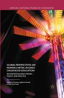 Global Perspectives on Human Capital in Early Childhood Education PDF