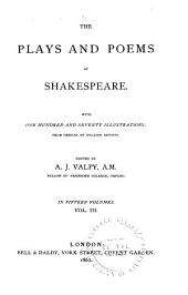 Merchant of Venice. Midsummer night's dream. Love's labour's lost