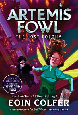 Lost Colony  The  Artemis Fowl  Book 5