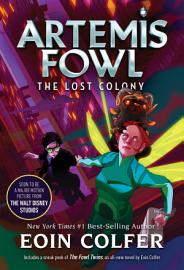 Lost Colony  The  Artemis Fowl  Book 5