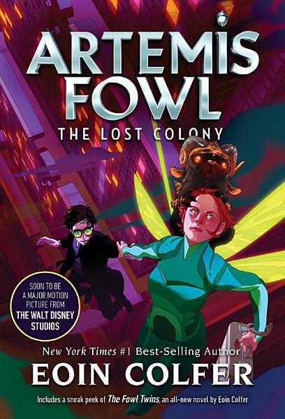 Lost Colony, The (Artemis Fowl, Book 5)