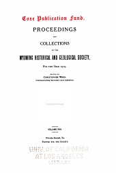 Proceedings and Collections: Volume 17