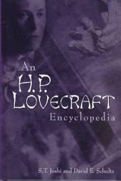 An H.P. Lovecraft Encyclopedia