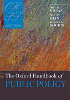 The Oxford Handbook of Public Policy PDF