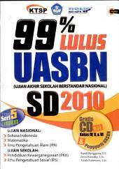 99% Lulus UASBN SD 2010