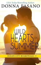 Wild Hearts of Summer (Ocean City Boardwalk Series, Book 3)