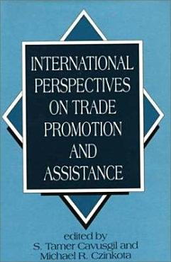 International Perspectives on Trade Promotion and Assistance PDF