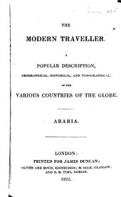 The modern traveller [by J. Conder].