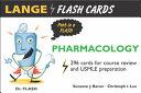 Lange Flash Cards Book