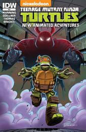 Teenage Mutant Ninja Turtles: New Animated Adventures #23
