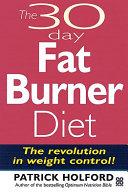 The 30 day Fat Burner Diet PDF