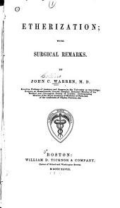 Effects of Chloroform and of Strong Chloric Ether, as Narcotic Agents