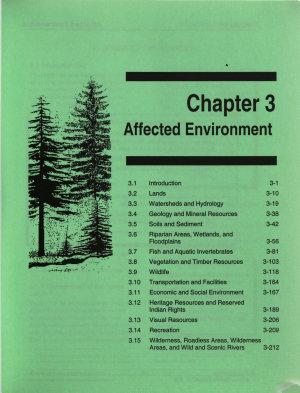 Mt  Baker Snoqualmie National Forest  N F    Huckleberry Land Exchange PDF