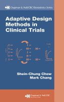 Adaptive Design Methods in Clinical Trials