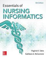 Essentials Of Nursing Informatics 6th Edition