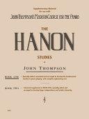 Hanon Studies   Book 1