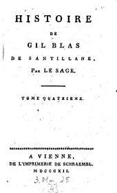 Histoire De Gil Blas De Santillane: Volume7