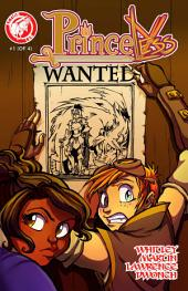 Princeless Volume 2 #1: Volume 2