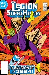 The Legion of Super-Heroes (1980-) #311