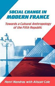 Social Change in Modern France PDF