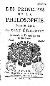 Les Principes de la philosophie