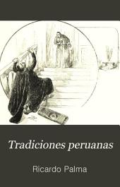 Tradiciones peruanas: Volumen 3