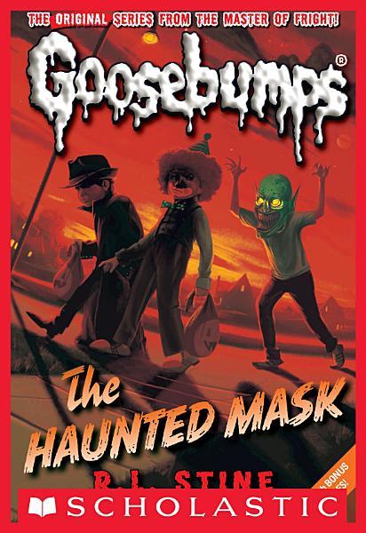 The Haunted Mask  Classic Goosebumps  4