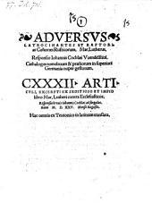 Adversus Latrocinantes Et Raptorias Cohortes Rusticorum. Mar. Lutherus. Responsio (etc.)