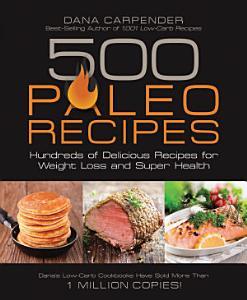 500 Paleo Recipes Book